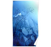 A different Perspective.........Icy Lake Poster
