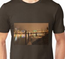 Landscape of Portland, Oregon, USA Unisex T-Shirt