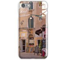 Corner Cafe iPhone Case/Skin