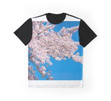 Japanese cherry blossom tree Graphic T-Shirt