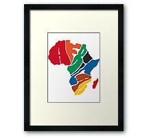 Keinage - African Framed Print