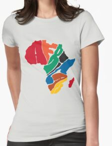 Keinage - African Womens Fitted T-Shirt