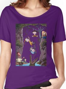 thornberrys Women's Relaxed Fit T-Shirt