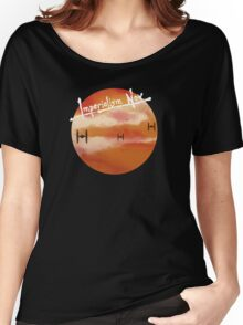 Imperialism Now Women's Relaxed Fit T-Shirt