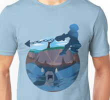 Water Temple Unisex T-Shirt