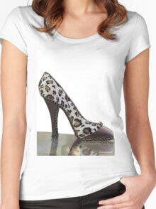 Waiting for You... Women's Fitted Scoop T-Shirt