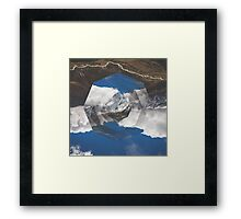 TARNslate Framed Print