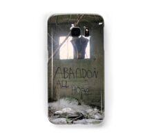 Abandon All Hope Samsung Galaxy Case/Skin
