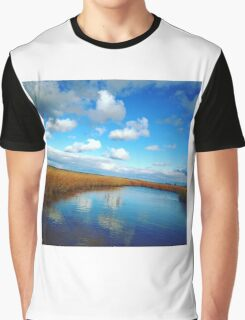 Reflection Pool  Graphic T-Shirt