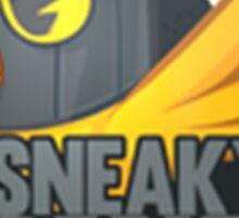 """Sneaky Beaky Like""   HUGE   BLACK BACKGROUND   CSGO   Logo   High Quality Sticker"