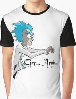 RICK n MORTY Graphic T-Shirt