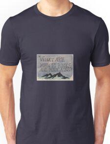 Jane Austen Quote Unisex T-Shirt