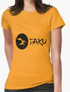 Otaku Death the Kid, Liz and Patty Thompson (Weapon Form) - Soul Eater Womens Fitted T-Shirt