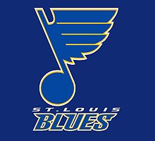 Louis Blues by bandsin