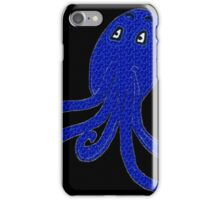 Surprised Octopus  iPhone Case/Skin