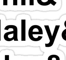 Modern Family (Dunphy) Sticker