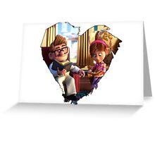 UP - Carl & Ellie  Greeting Card