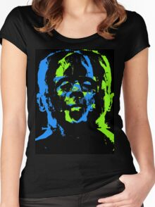 Karloff Women's Fitted Scoop T-Shirt