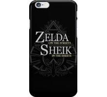 Zelda on the Streets iPhone Case/Skin