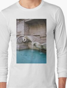 Details Of A Fountain Long Sleeve T-Shirt