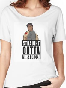 Straight Outta Star Wars Women's Relaxed Fit T-Shirt