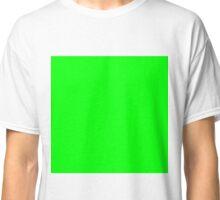 Chroma Green Classic T-Shirt