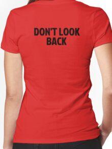 Rock Music Inspirational Dylan Women's Fitted V-Neck T-Shirt