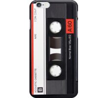 Retro Cassette iPhone Case/Skin