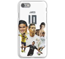 James Rodriguez collage iPhone Case/Skin
