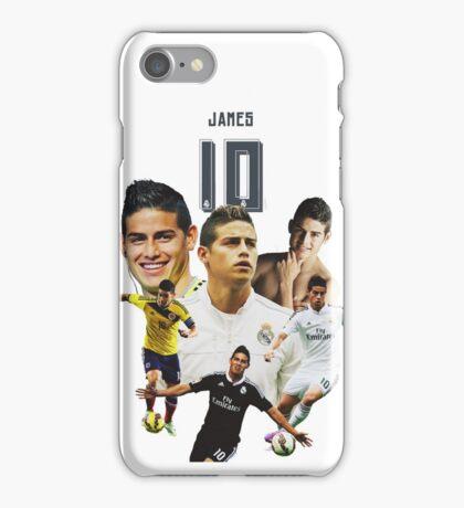 James Rodriguez collage iPhone Case/Skin