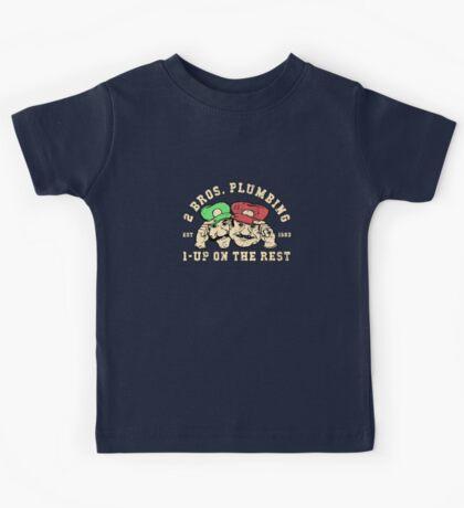 2 Bros Plumbing Kids Clothes