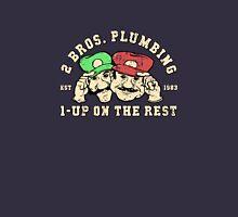 2 Bros Plumbing T-Shirt