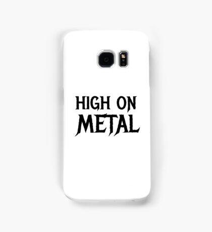 Death Metal Hard Rock Music  Samsung Galaxy Case/Skin