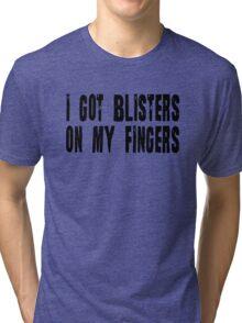 Rock Music The Beatles Cool T-Shirts Tri-blend T-Shirt