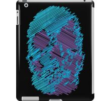 Scribble Skull iPad Case/Skin