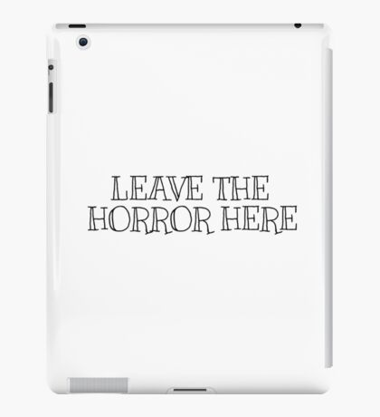 The Foals Pc Game Lyrics Song iPad Case/Skin