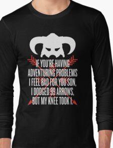 99 Arrows Long Sleeve T-Shirt