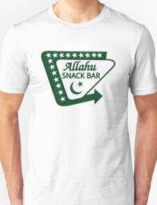 Allahu Snack Bar T-Shirt