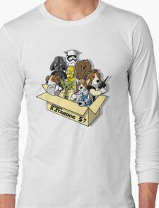 Adopt a Stardog Long Sleeve T-Shirt