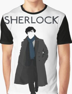 New Sherlock Holmes BBC 2016 Edition Graphic T-Shirt