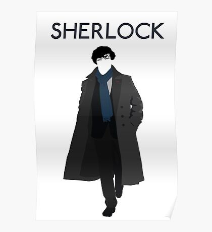New Sherlock Holmes BBC 2016 Edition Poster