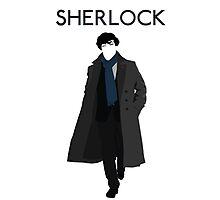 New Sherlock Holmes BBC 2016 Edition Photographic Print