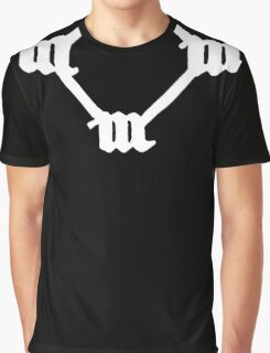 Kanye - Swish - Black Graphic T-Shirt