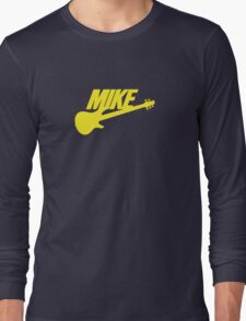 Mike (Yellow) Long Sleeve T-Shirt