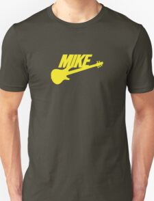 Mike (Yellow) Unisex T-Shirt