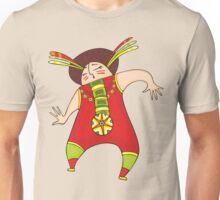 Dancing man Unisex T-Shirt