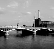 Battersea Power Station by ReggieRamos