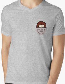 Pocket full of sarcasm (Daria) Mens V-Neck T-Shirt