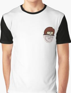 Pocket full of sarcasm (Daria) Graphic T-Shirt