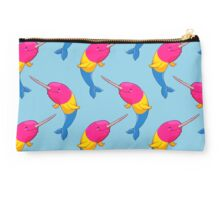 Pansexuwhale - no text Studio Pouch